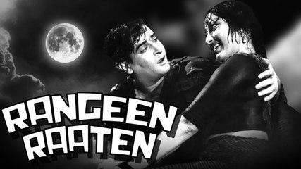 Rangeen Raaten | Full Hindi Movie I Shammi Kapoor, Mala Sinha