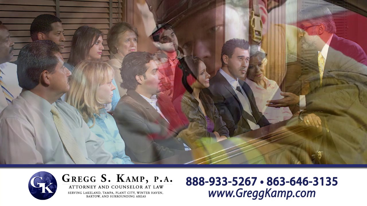 Auto Accidents and Injuries Attorneys Polk County FL Lakeland FL http://www.GreggKamp.com