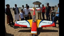 يمني يصنع طائرة بدون طيار
