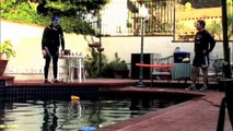 sink or swim mockumentary short film comedy