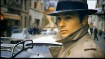 Escena de El silencio de un  hombre ( Le Samouraï).Jean-Pierre Melville.1967.