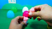 Peppa Pig English Episodes new episodes Toys playing hide and seek