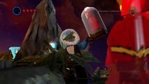 Lego Batman 3 Beyond Gotham  Flash CW   The Flash CW and Captain Cold Custom Characters Gameplay