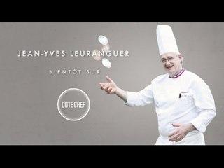 Jean-Yves Leuranguer bientôt sur Côté Chef
