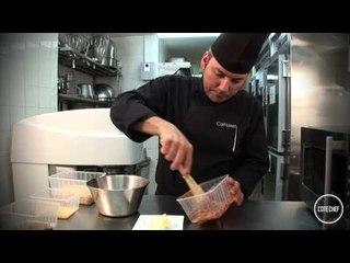 Palet de riz soufflé - Carl Marletti