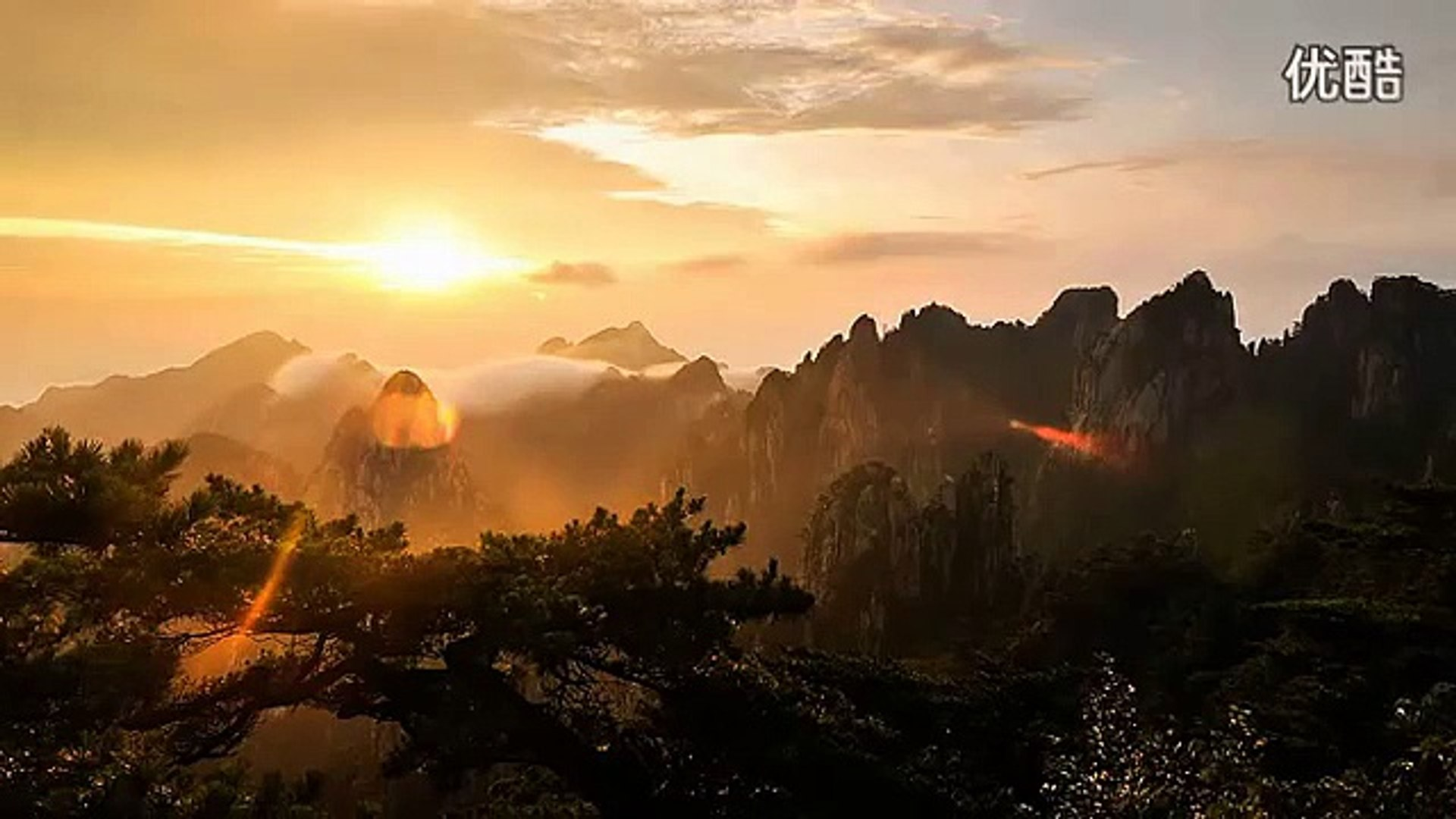 2204 Chinese culture   Guilin scenery really beautiful, really beautiful, too beautiful landscape un