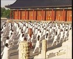PM Modi at the Yoga-Tai Chi Joint Event at the Temple of Heaven, Beijing