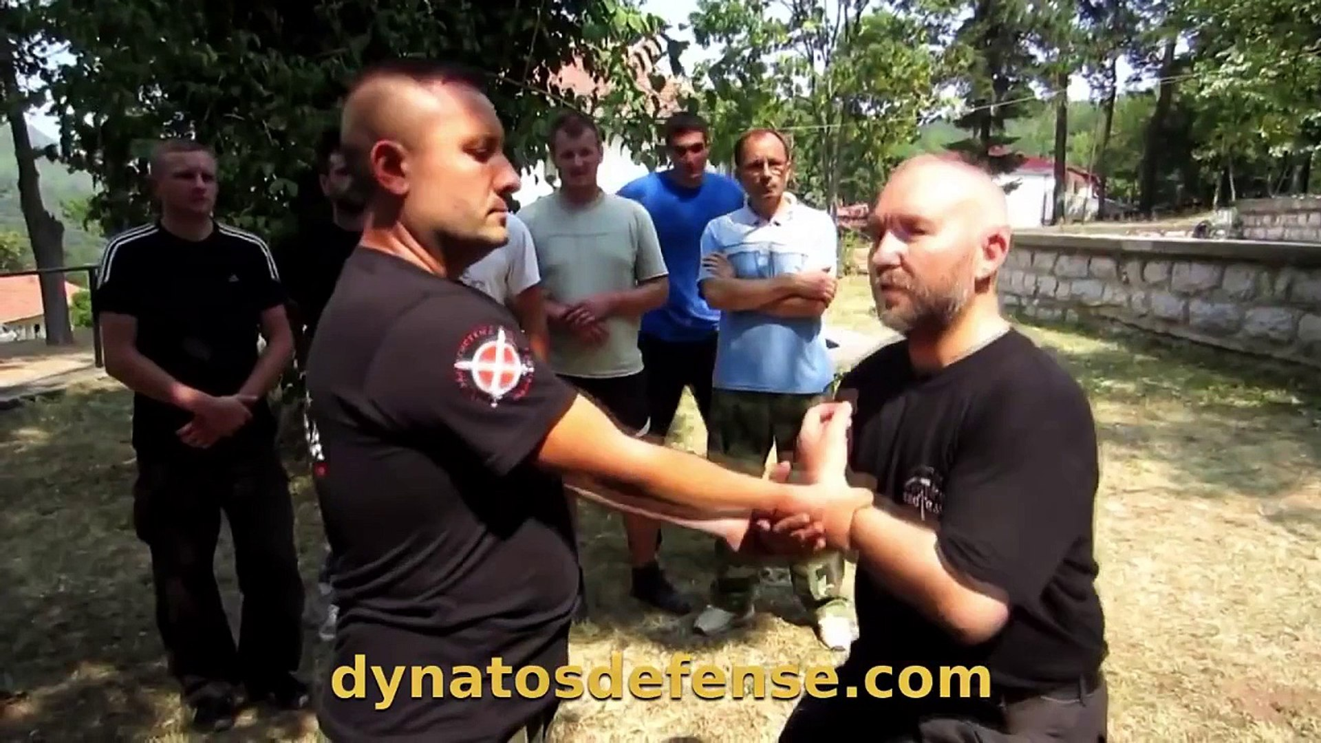 Systema for Personal Protection and Self Defense