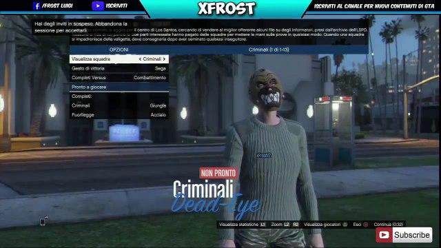 GTA 5 Online - Come Avere L'Uniforme Da Polizia & Netturbino! -1.26/1.28 PS3/4  XBOX ONE/360