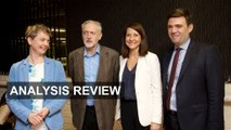 Corbyn holds up mirror to Labour party
