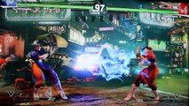 SFV Grand Masters - Chun Li vs Chun Li - Street Fighter 5 online matches