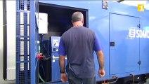 Quelle procédure en cas de coupure de courant au CHFD ?