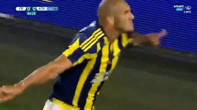 Fernandao Great Goal - Fenerbahce vs Atromitos 1-0 _27.08.2015