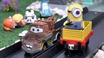 Cars Funny Race Minions Play Doh Thomas and Friends Star Wars Angry Birds Cars Flo's V8 Cafe