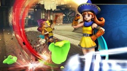 Dragon Quest Heroes : Le crépuscule des héros de Dragon Quest Heroes : Le Crépuscule de l'Arbre du Monde