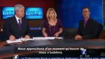 La chaîne de télévision rend hommage à ses deux journalistes tués en direct