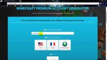 minecraft premium account list 2015