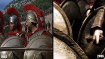 300 spartans (1962) VS 300 spartans (2006) ENG