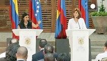Venezuela und Kolumbien signalisieren Kooperationsbereitschaft