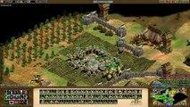 Age of Empires 2: The Conquerors Walkthrough Attila the Hun Part 3  - The Scourge of God Part 3