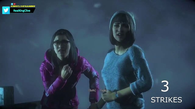 Everything Wrong With Until Dawn (Horror Video Game) In 5 Minutes Or Less