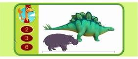 Dinosaur Train Window Watcher Cartoon Animation PBS Kids Game Play Walkthrough