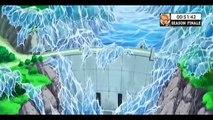 Pokémon Black & White  Adventures in Unova   Episode 5   Team Eevee and the Pokémon Rescue Squad!