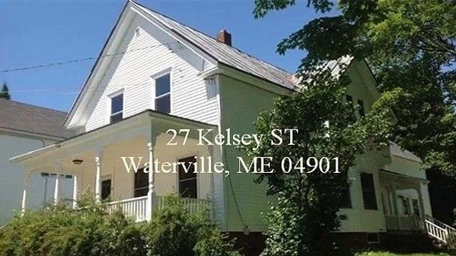 27 Kelsey ST, Waterville, ME 04901
