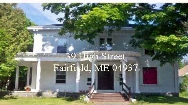 39 High Street, Fairfield, ME 04937