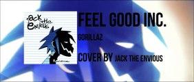 "Gorillaz - Feel Good Inc. (Punk Goes Pop Style Cover) ""Post-Hardcore"""