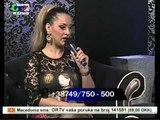 Gostuvanje na Aneta i grupa Molika - na OTV - Valentino  (2 del)