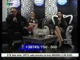 Gostuvanje na Aneta i grupa Molika - na OTV - Valentino  (4 del)