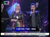 Gostuvanje na Aneta i grupa Molika - na OTV - Valentino  (5 del)