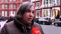 Solidarity Vigil in Support of WikiLeaks Julian Assange 1000 Embassy Days