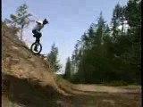 Monocycle extreme
