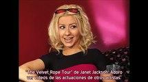 Christina Aguilera - Primerísima entrevista con MTV en 1999 (Subtítulos español)