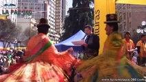 Elección Cholita Paceña 2010
