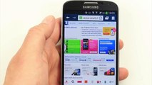 Samsung Galaxy S4 - Air View & Air Gesture - uSwitch.com
