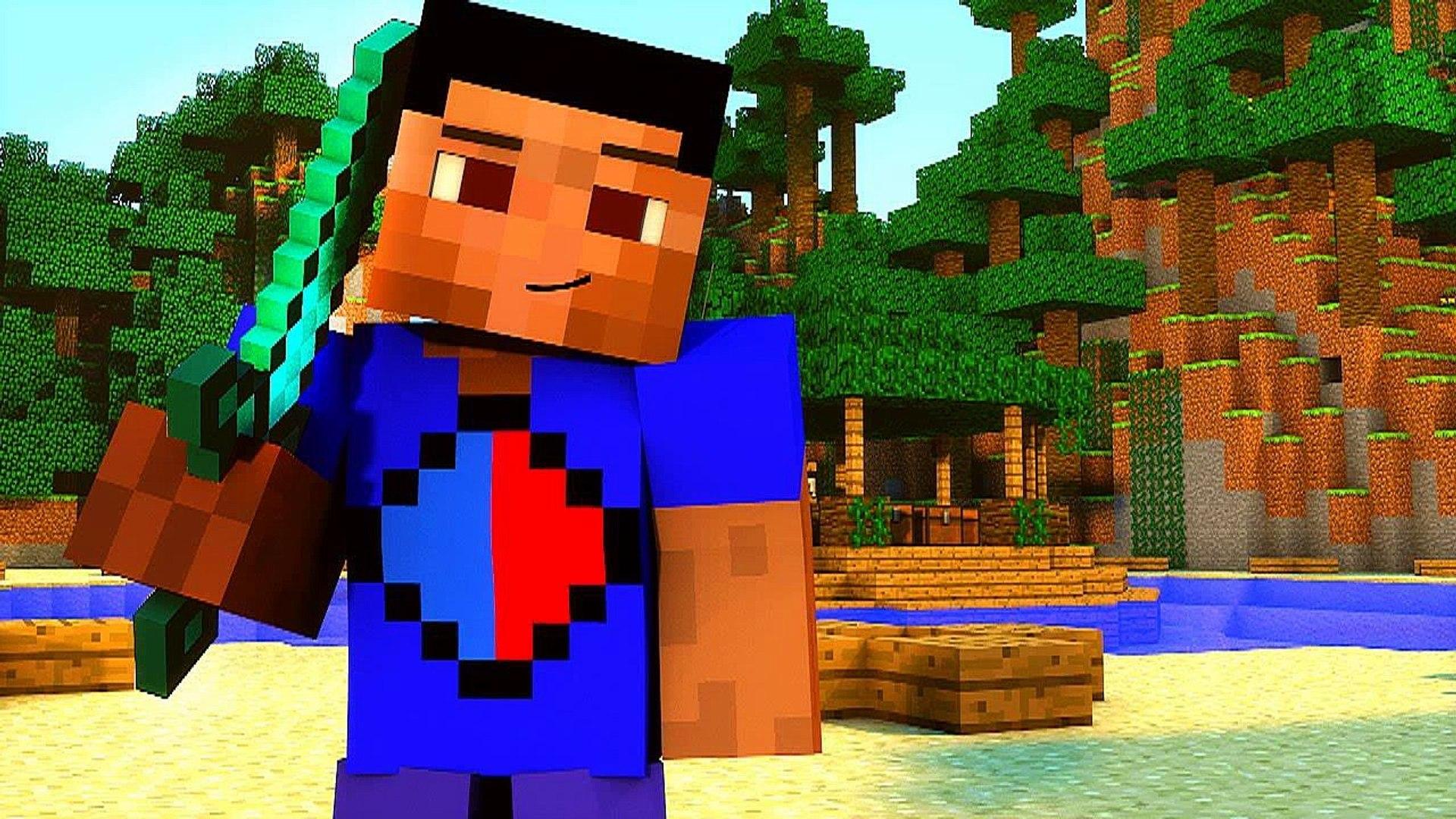 Top 10 Minecraft Song August 2015 Best Minecraft Songs Animations Parody Parodies - Minecraft Song