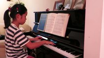 Minute Waltz by Chopin by Megumi Barclay
