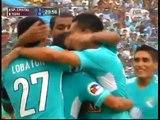 Sporting Cristal vs Tigre (2-0) Recibimiento Espectacular, Goles y Resumen - Copa Libertadores