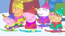 Peppa Pig Snowy Mountain Episode 49 (English)