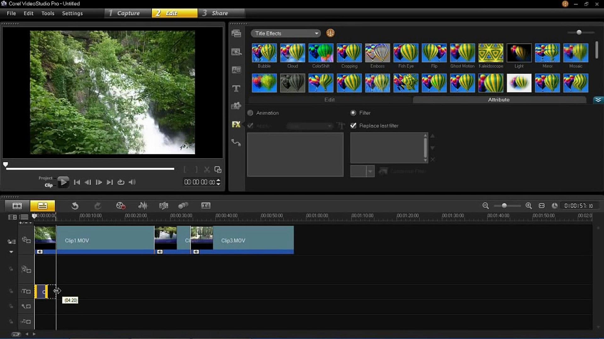 Cheap Corel VideoStudio Pro X6 width=
