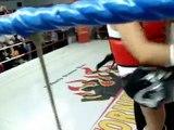 MMA   cibelle X luana   I golden girls Thaiboxe wmv mma videos mma videos mma mma