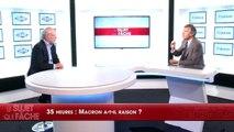 Joffrin : « Macron est étranger à la culture socialiste »