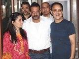 Sanjay Dutt with wife Maanayata Latest Breaking News