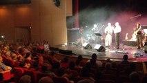 Les Glochos au palais des congrès pour le festival de musiques