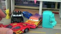 Screaming Banshee and Ghostlight Disney Pixar Cars Prank Lightning McQueen Prank
