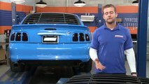 Mustang MMD Rear Window Louvers ABS (94 04 All) Review