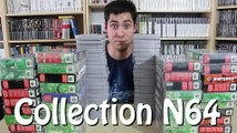Ma collection Nintendo 64 ( 78 jeux )